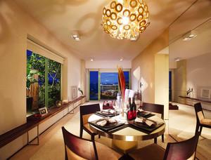 245平米现代简约风格别墅室内装修效果图案例