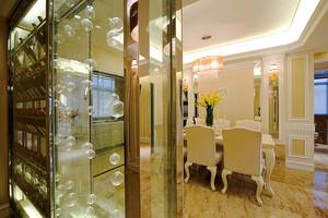 280平米欧式风格华丽典雅别墅室内装修效果图赏析
