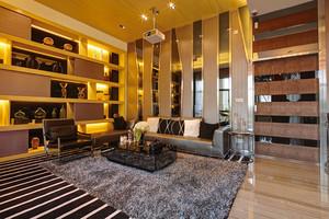 169平米新古典主义风格复式楼室内装修效果图赏析
