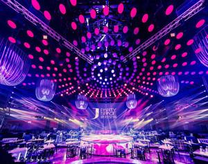 216平米现代风格音乐酒吧设计装修效果图