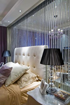 145平米简欧风格轻奢主义三室两厅室内装修效果图案例