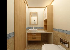 100平米日式风格简约室内装修效果图案例