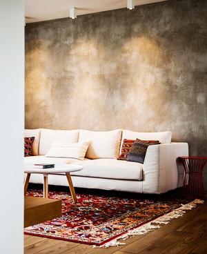 80平米宜家风格清新文艺室内装修效果图案例