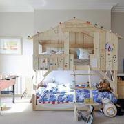 现代简约风格创意儿童房设计装修效果图赏析