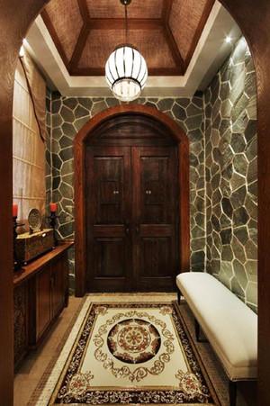 270平米东南亚风格精致别墅室内装修效果图案例