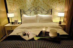 160平米简欧风格精致奢华大户型室内装修效果图赏析