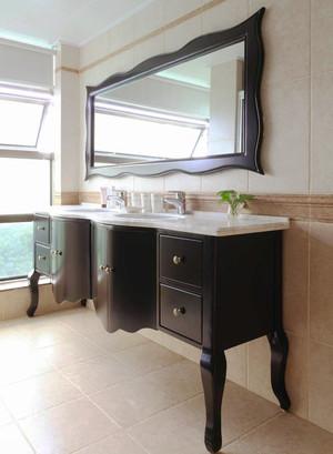 133平米简欧风格精美三室两厅室内装修效果图案例