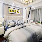 简欧风格温馨精美卧室飘窗设计装修效果图赏析