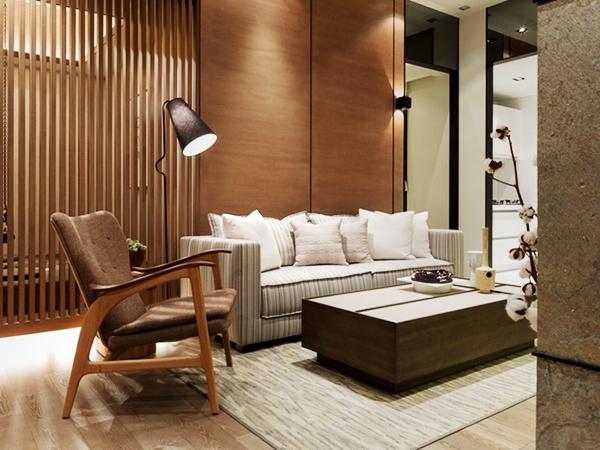 80平米日式风格简约禅意室内装修效果图案例