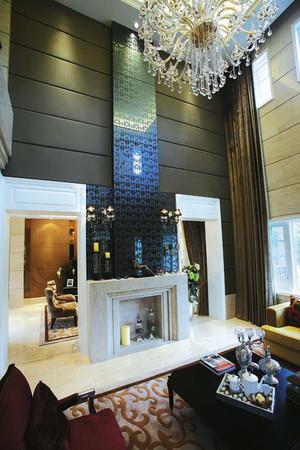 219平米新古典主义风格精致别墅室内装修效果图赏析