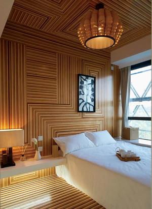 东南亚风格精致宾馆客房装修实景图欣赏