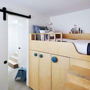 简约风格创意儿童房装修效果图欣赏