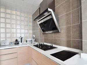 现代简约风格精致厨房装修效果图赏析