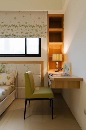 84平米现代风格精致两室两厅室内装修效果图案例