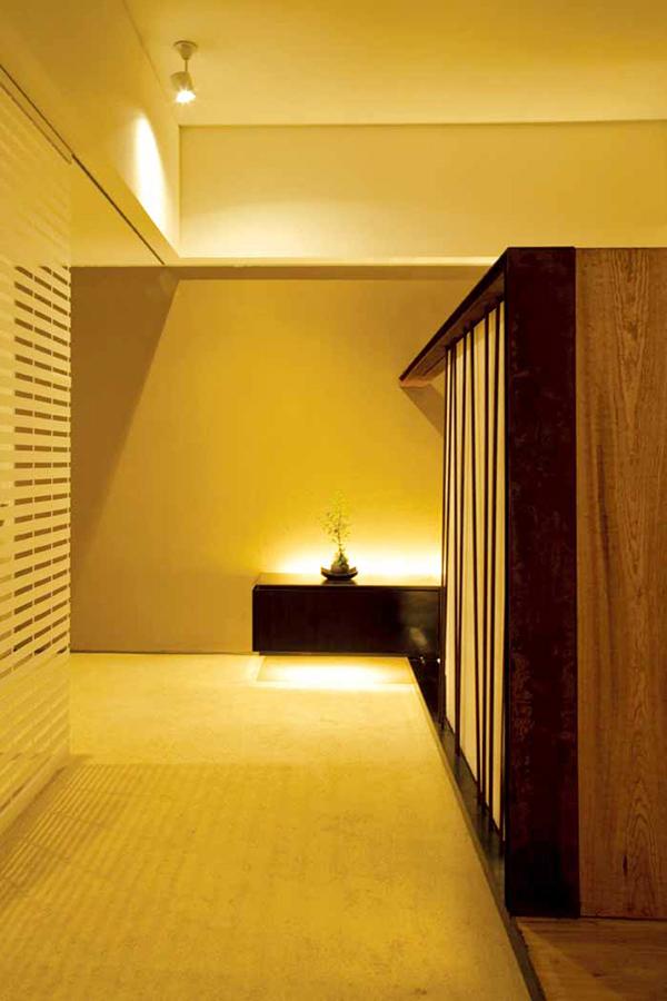 62平米日式风格简约一居室小户型装修效果图案例