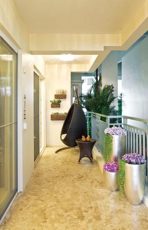 460平米浪漫奢华法式风格别墅室内装修效果图案例