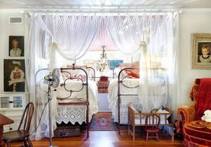 美式混搭风格精致活泼儿童房设计装修效果图欣赏