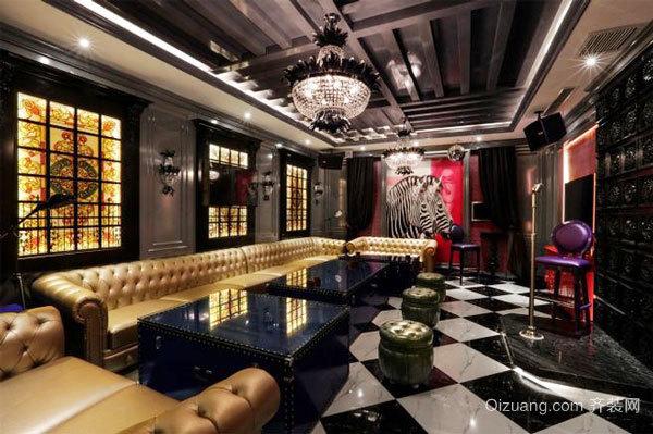 欧式风格五星级酒店餐厅设计装修效果图赏析