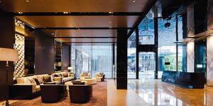 100平米后现代风格精装公寓室内装修效果图案例