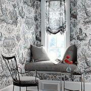 后现代风格灰色系精致飘窗设计装修效果图赏析