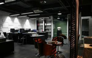 后现代风格小型办公室装修效果图赏析