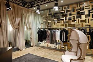 66平米欧式风格服装店装修效果图