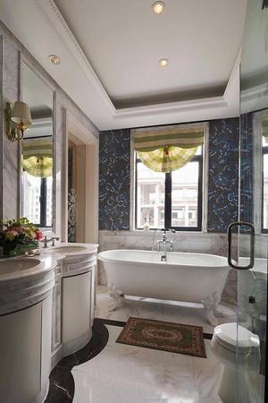 256平米法式风格精致奢华别墅室内装修效果图案例
