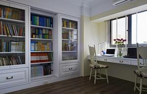 142平米欧式风格精美精装三室两厅室内装修效果图案例
