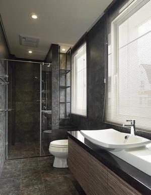 212平米现代风格精致别墅室内装修效果图案例