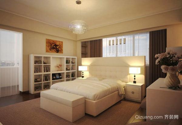 现代风格精致卧室装修效果图大全