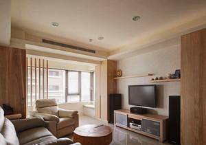 宜家风格简约客厅电视柜装修效果图赏析