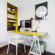 北欧风格简约小户型书房装修效果图赏析