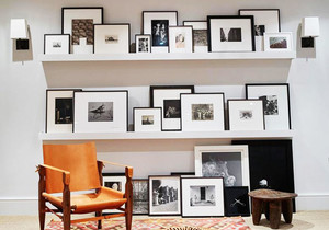 简约风格文艺清新照片墙装修效果图赏析
