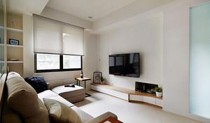 70平米宜家风格简约两室一厅室内装修效果图赏析