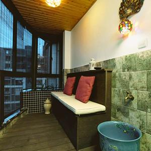 153平米美式风格精致四室两厅两卫室内装修效果图案例