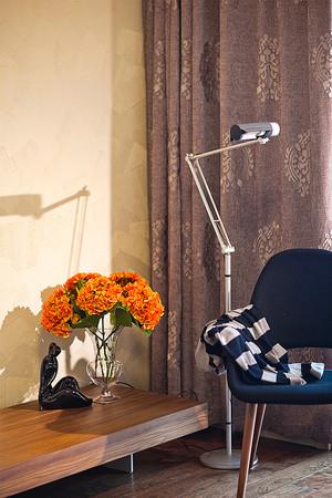 167平米现代风格精致复式楼室内装修效果图案例