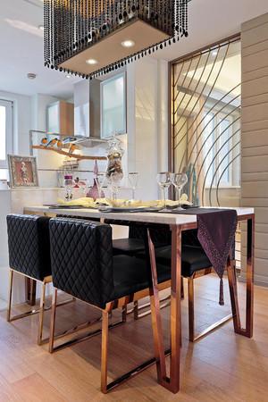 90平米现代风格精致室内公寓装修效果图赏析
