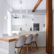 北欧风格简约厨房餐厅装修效果图赏析