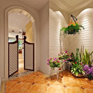 100平米地中海风格温馨室内装修效果图赏析