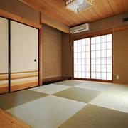 典型日式风格榻榻米装修效果图欣赏