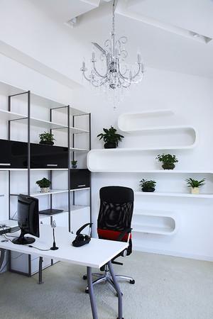162平米现代简约风格复式楼室内装修效果图赏析