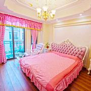 欧式风格大户型精致儿童房装修实景图赏析