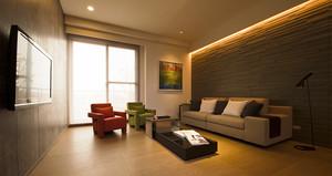 340平米现代风格静雅别墅室内装修效果图赏析