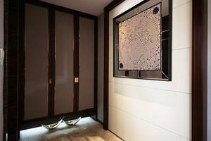 300平米新中式风格典雅时尚别墅室内装修效果图案例
