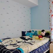 现代简约风格小户型儿童房装修效果图欣赏