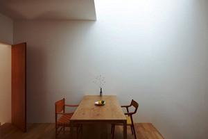 136平米日式风格简约复式楼装修效果图赏析