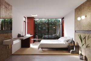 现代风格温馨时尚卧室装修效果图大全