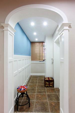 326平米混搭风格时尚清新别墅室内装修效果图案例