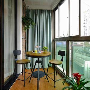 87平米现代风格时尚个性婚房装修效果图赏析