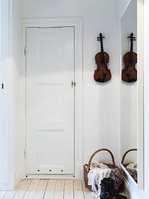 65平米北欧风格自然一居室小户型装修效果图赏析